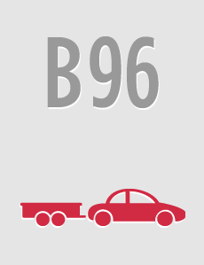 Carnet B 96 en Madrid