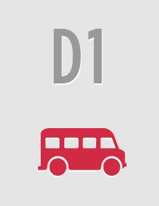 Sacarse el carnet de autobús en Madrid D1
