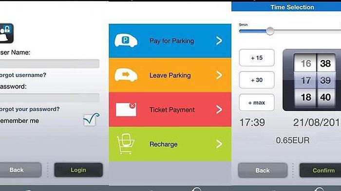 Apps conducción EASY MOBILE