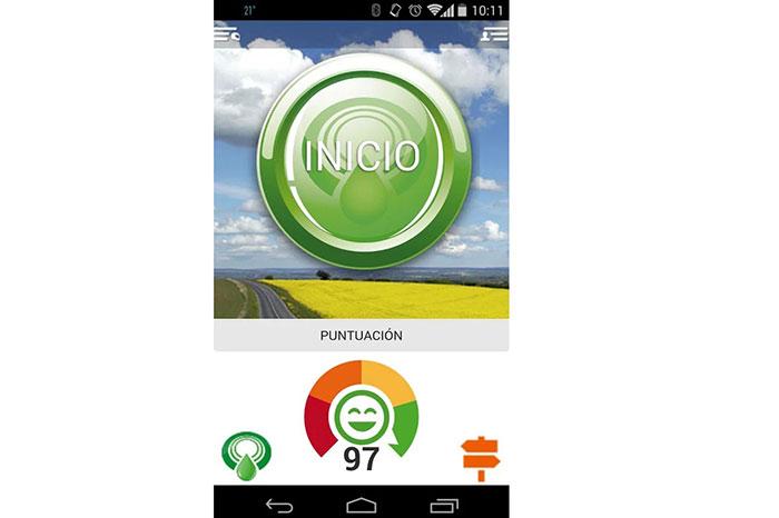 Apps conducción Appsdrive
