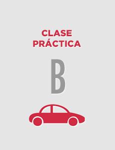 Clase práctica individual Permiso B